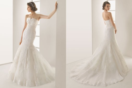 Two by Rosa Clara 2013 Wedding Dress Dance
