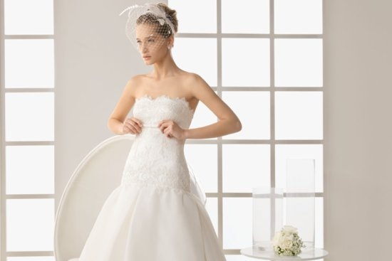 Two by Rosa Clara 2013 Wedding Dress Dante