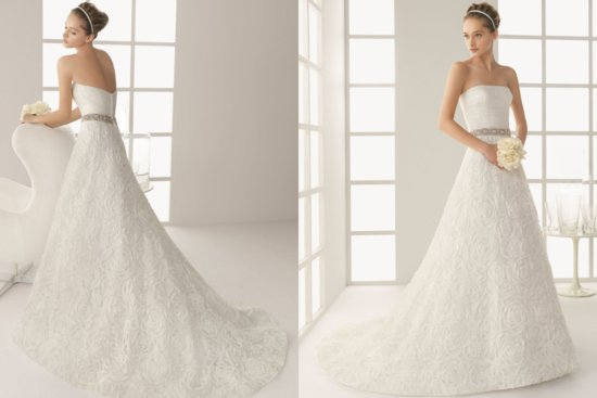 Two by Rosa Clara 2013 Wedding Dress Davinia