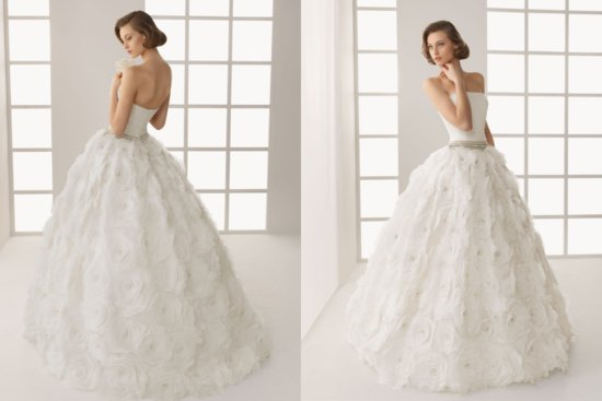 Two by Rosa Clara 2013 Wedding Dress Donatella