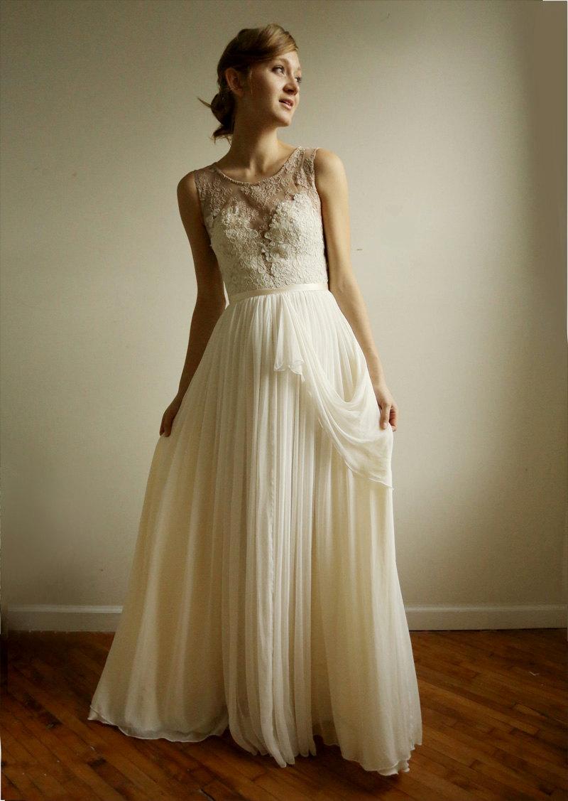 Vintage Lace Wedding Dresses