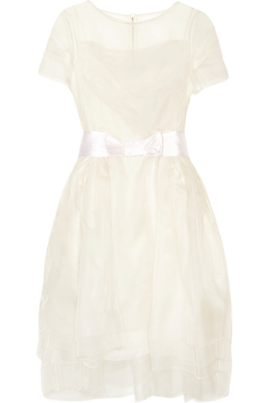 Lanvin LWD for the Wedding Reception