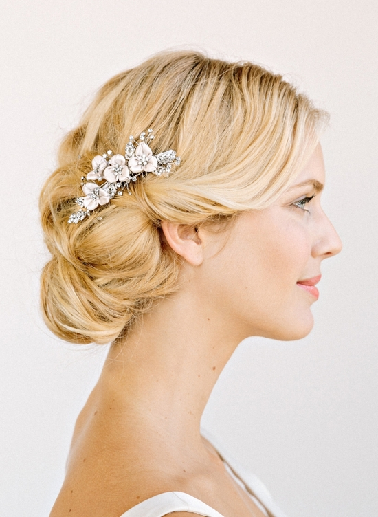 Romantic Bridal Hair Barrett