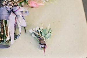 photo of The Perfect Palette for Romantic Vintage Brides