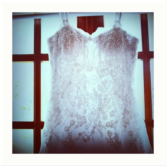 Wedding Dress Detail Shot Instagram