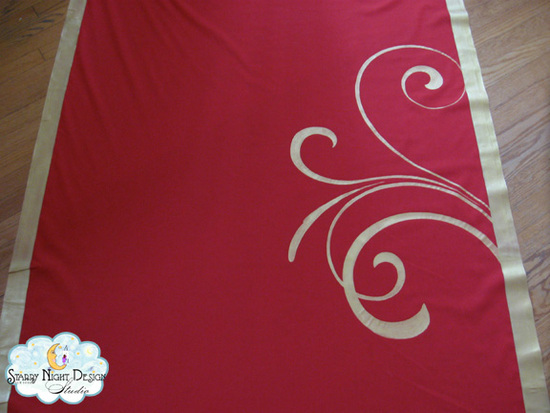 aisle runners, aisle runner, red aisle runner, custom aisle runners