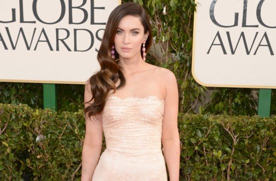 Megan Fox All Down Wedding Hair Inspiration