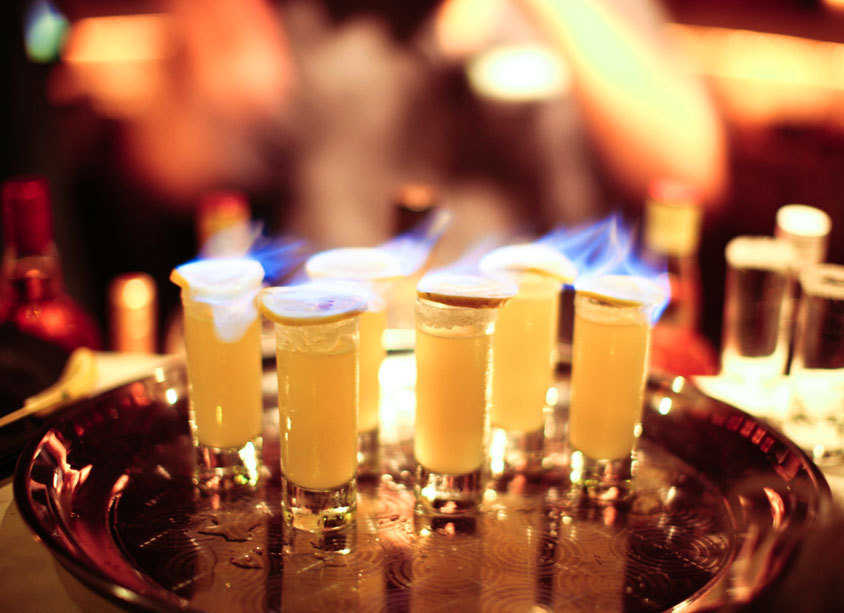 Wedding-reception-cocktails-flaming-shots.full