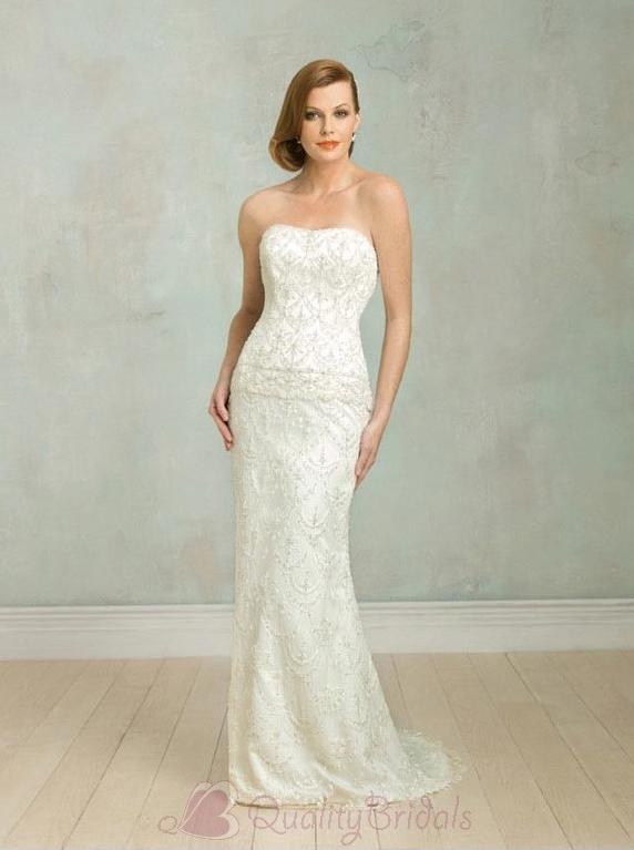 Ivory-scoop-beaded-column-sheath-silhouette-vintage-wedding-dresses-w1286.full