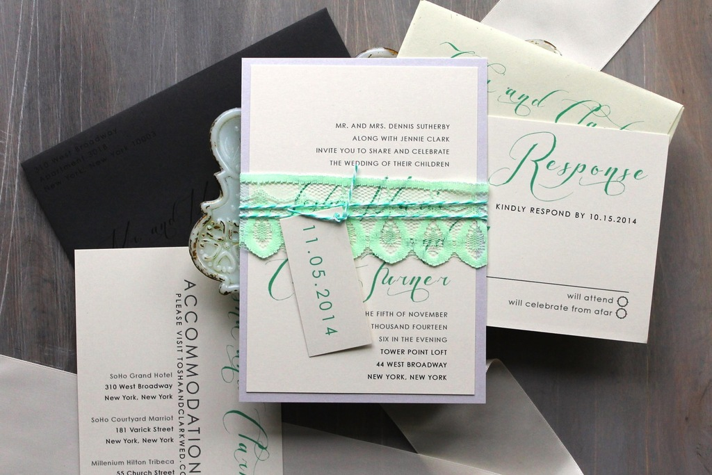 Mint-lace-detail-on-modern-romantic-wedding-invitations.full
