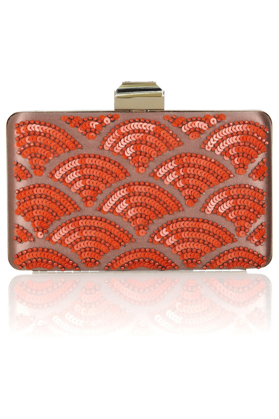 Art Deco Bridal Clutch by Lanvin
