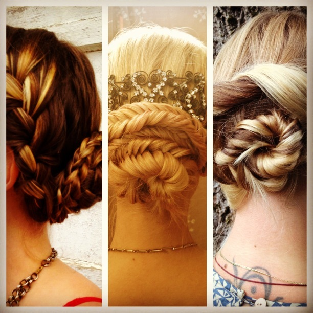 How To Hair Girl DIY Wedding Hairstyles