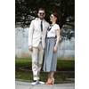 City-hall-wedding-dressing-bride-and-groom-retro.square