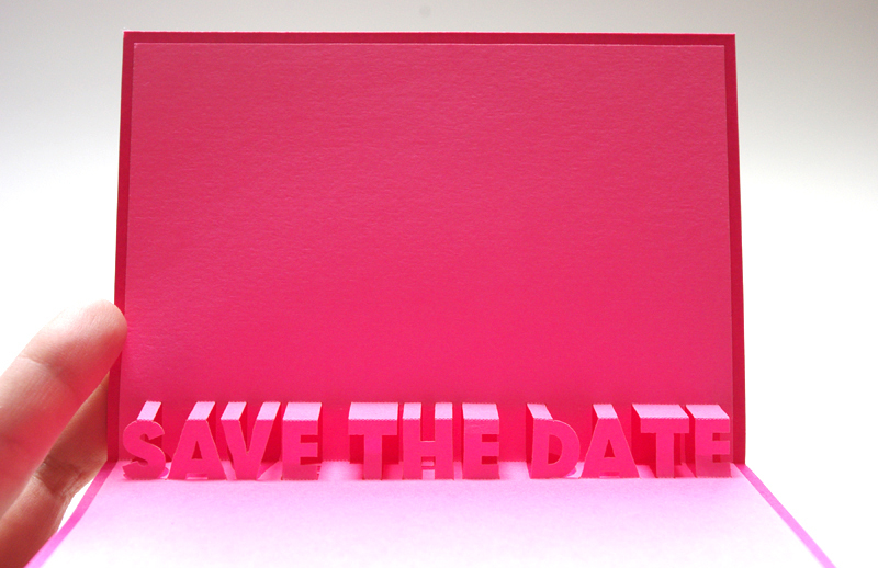 Hot-pink-wedding-save-the-date-modern-popup.full