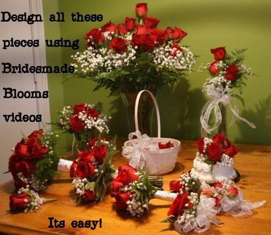 photo of Bridesmade Blooms..making DIY wedding flowers easy!