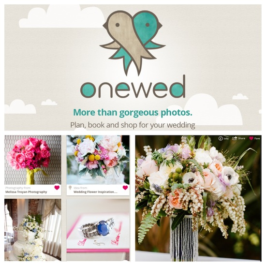photo of OneWed Wedding Inspiration iPad App 2
