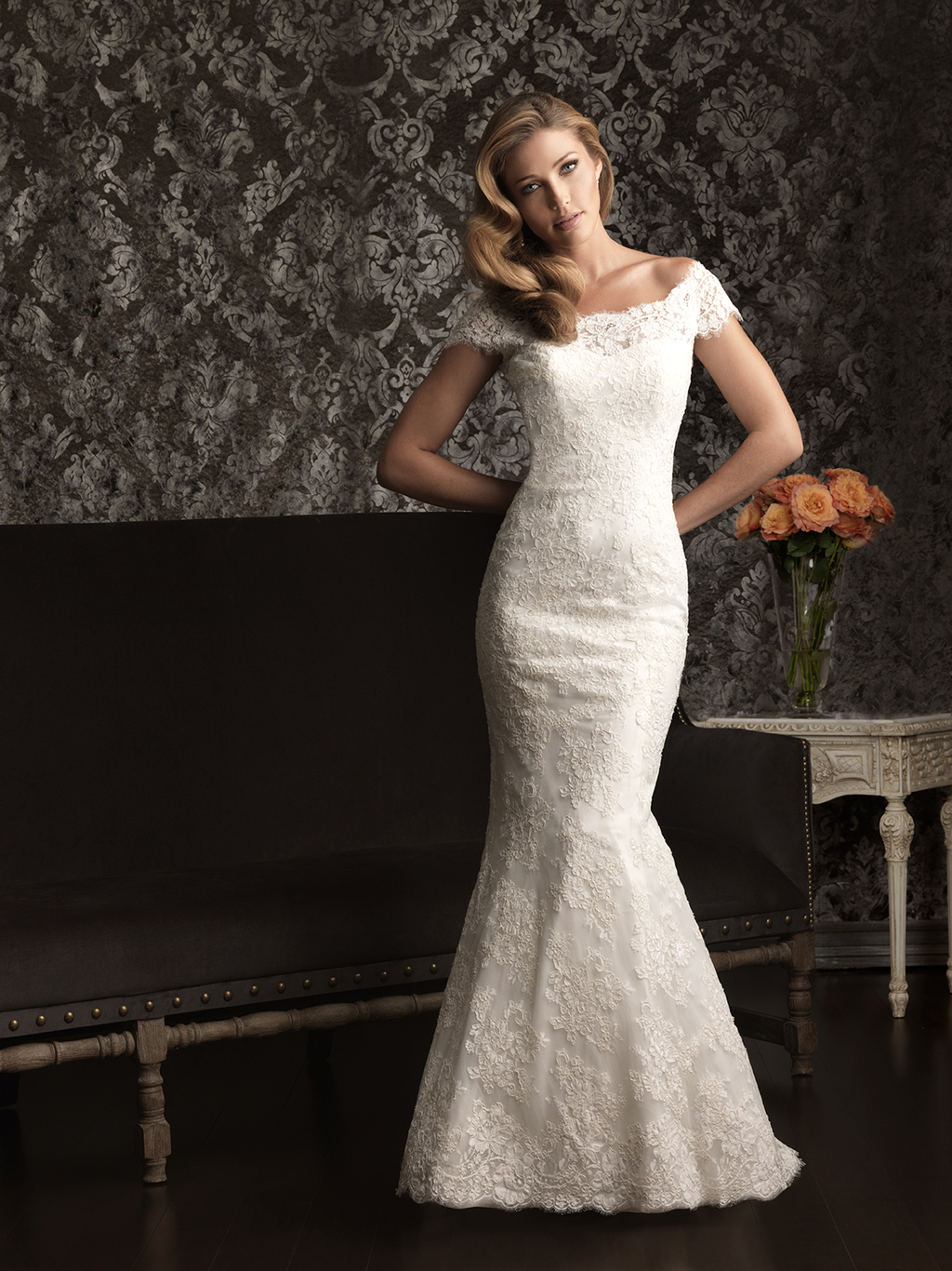 2013-lace-wedding-dress-by-allure-bridals-9000f2.full