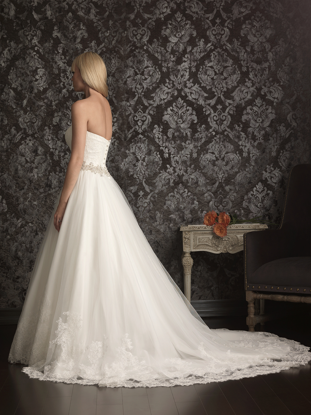 Allure-bridals-wedding-dress-bridal-gown-allure-collection-2013-9014b.full