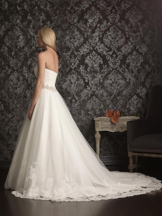 photo of Allure Bridals 9014