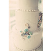 Vintage-inspired-wedding-cake-with-lace-applique-design.square