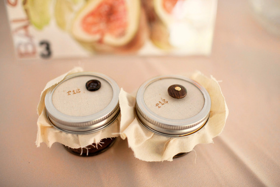 Handmade Wedding with Vintage Details Unique Table Numbers 2