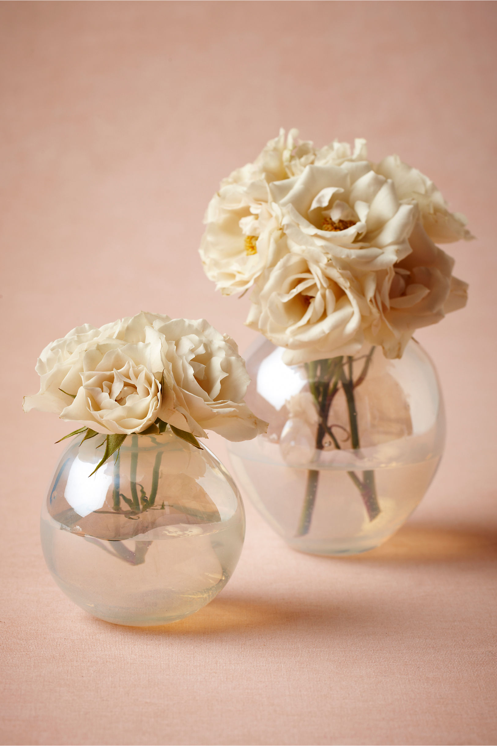 Classic wedding centerpieces elegant vases onewed