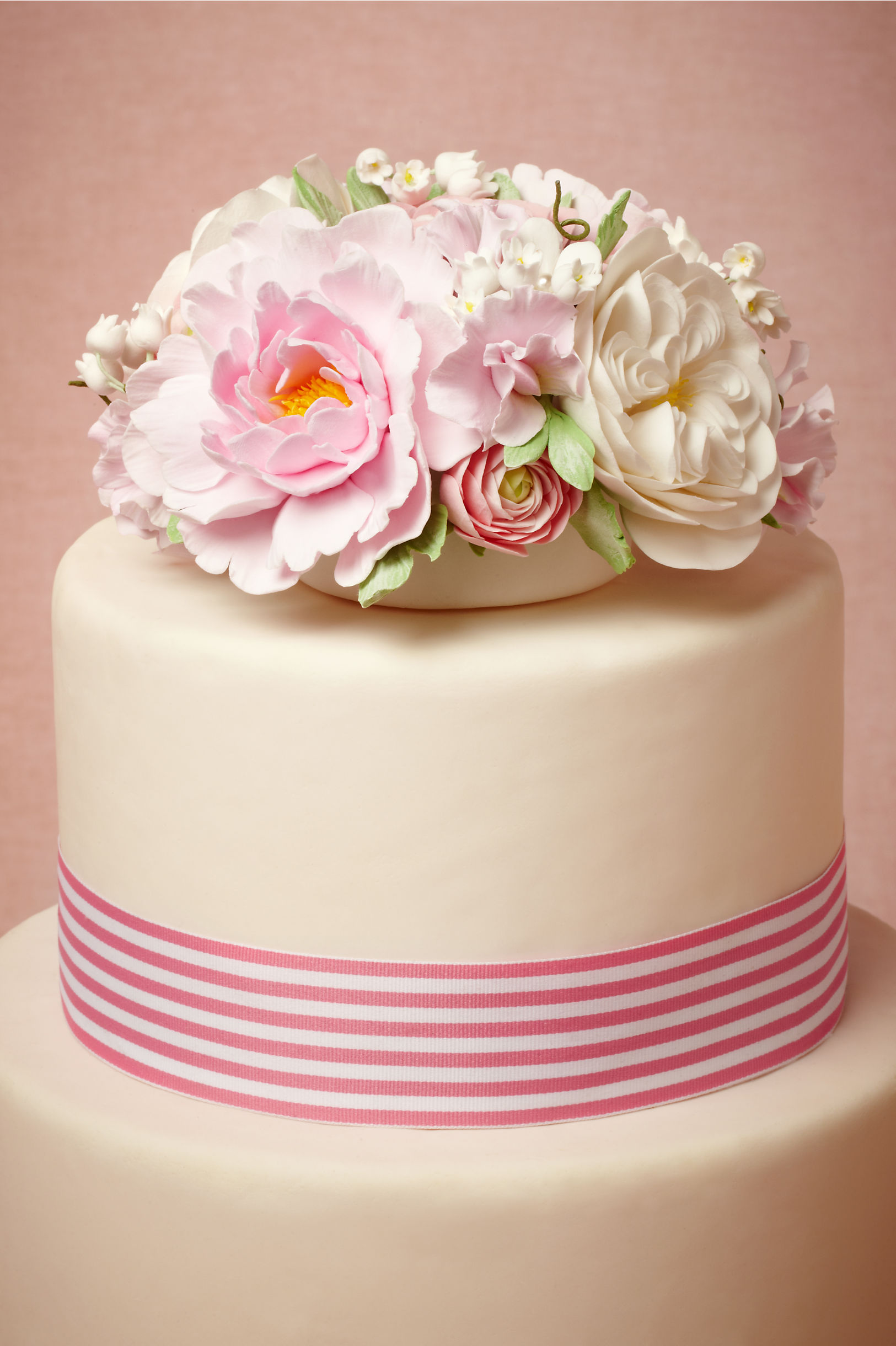 Fascinating Wedding Cake Decorations Flowers Photos Inspirations ...