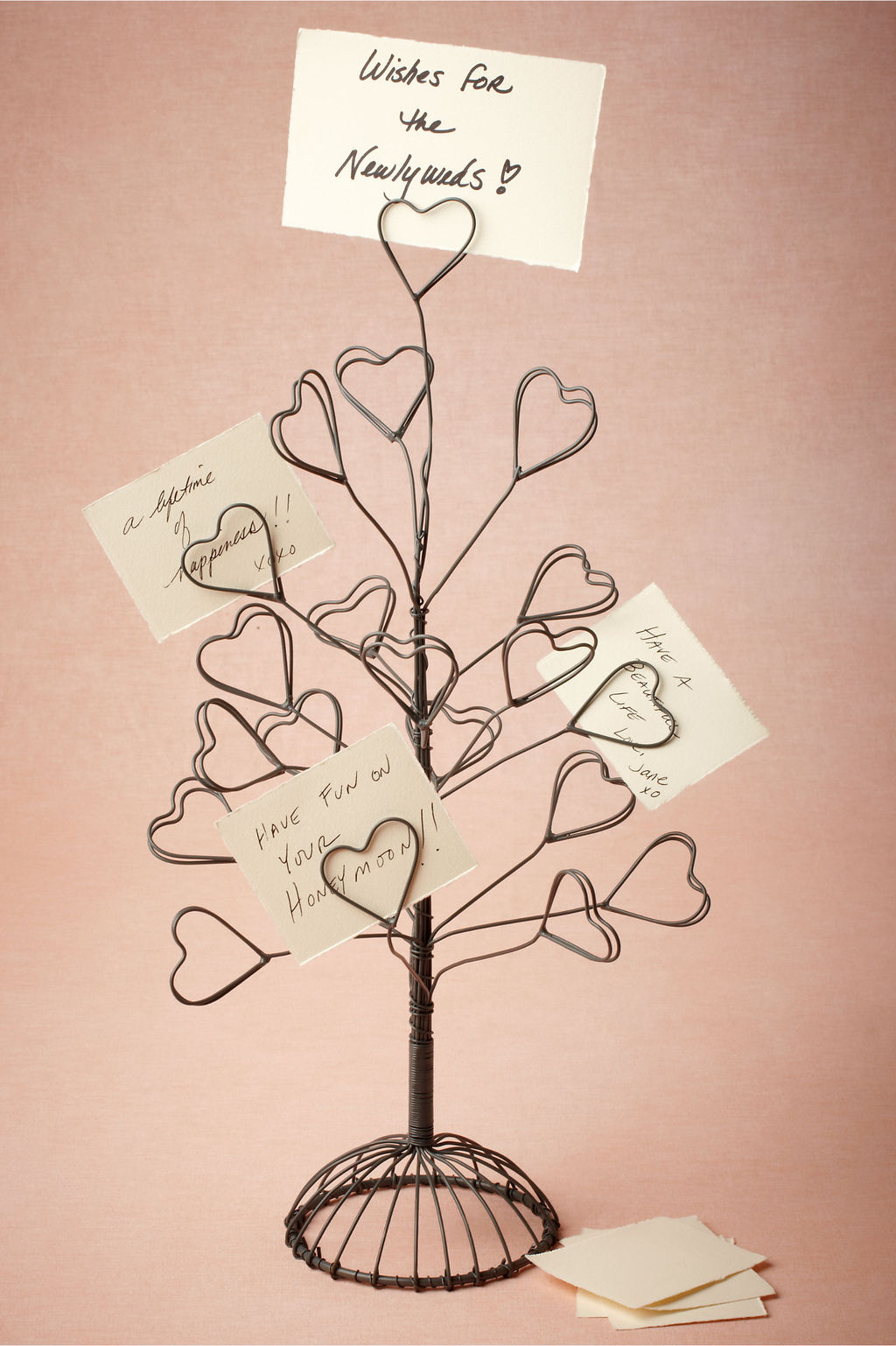 Unique Wedding Wish Tree