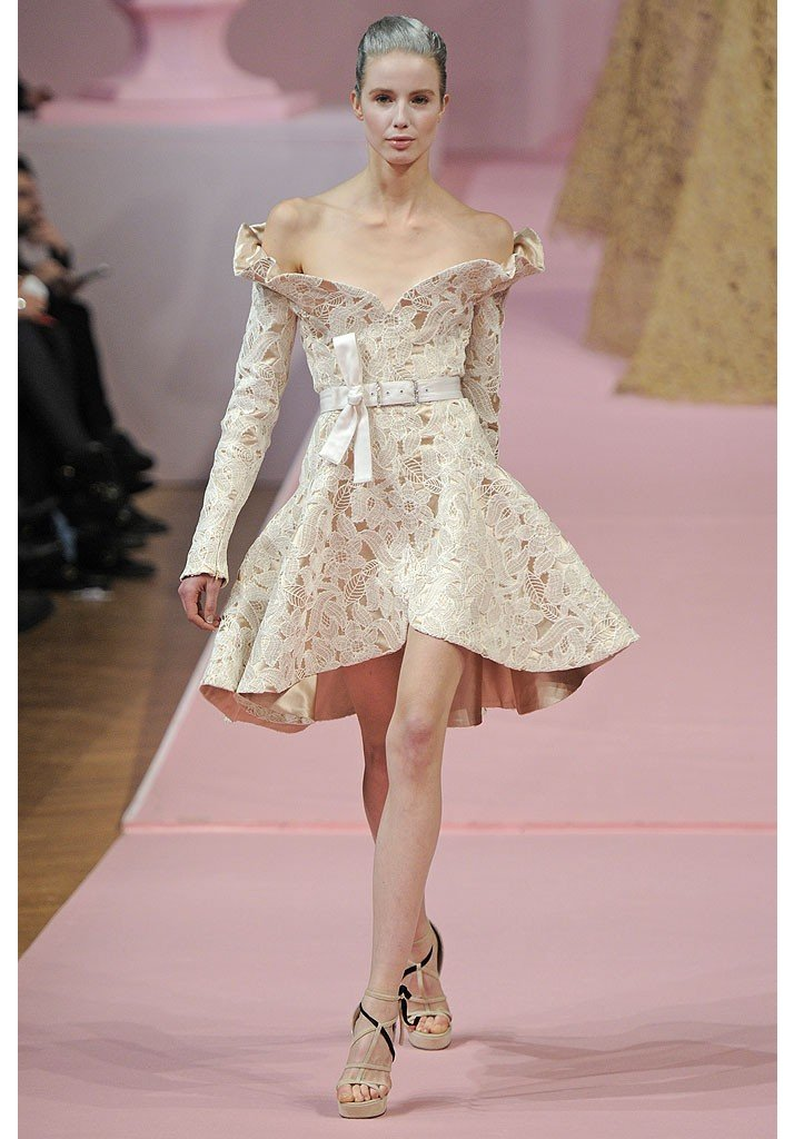 2013 Couture Wedding Style Inspiration Alexis Mabille 1