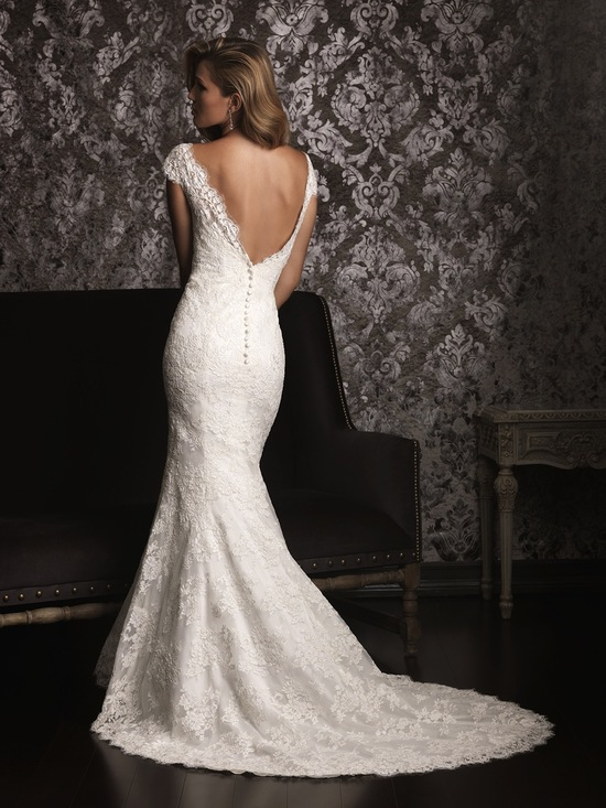 photo of Allure Bridals 9000