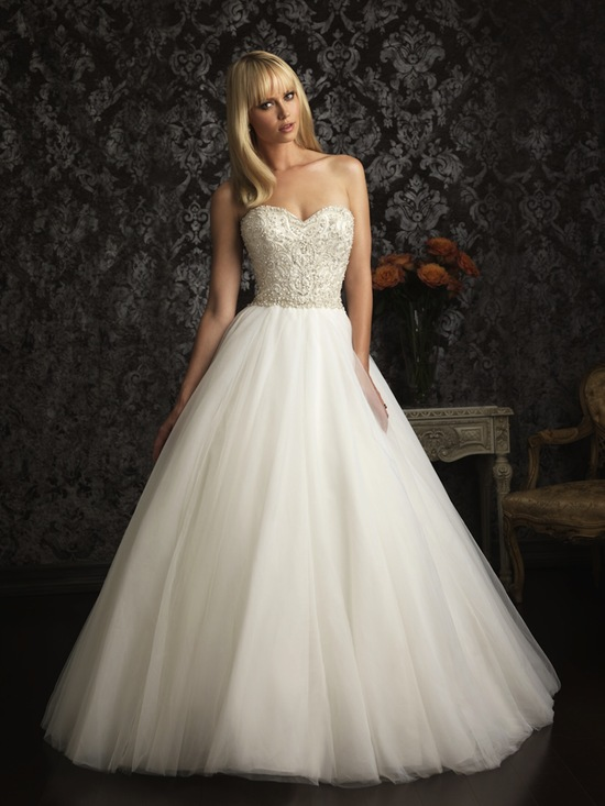 photo of Allure Bridals 9006