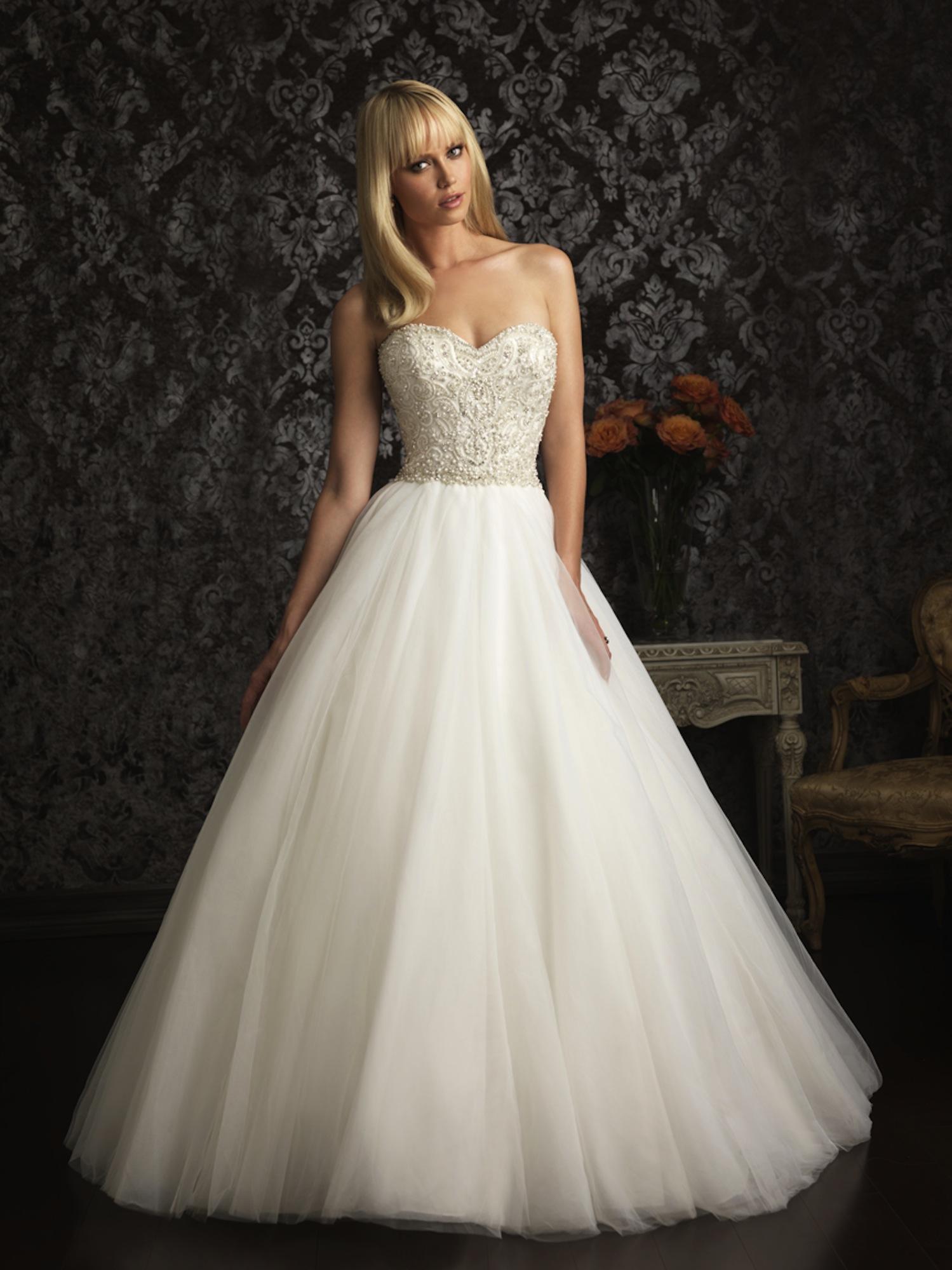 Allure Wedding Gowns 021 - Allure Wedding Gowns