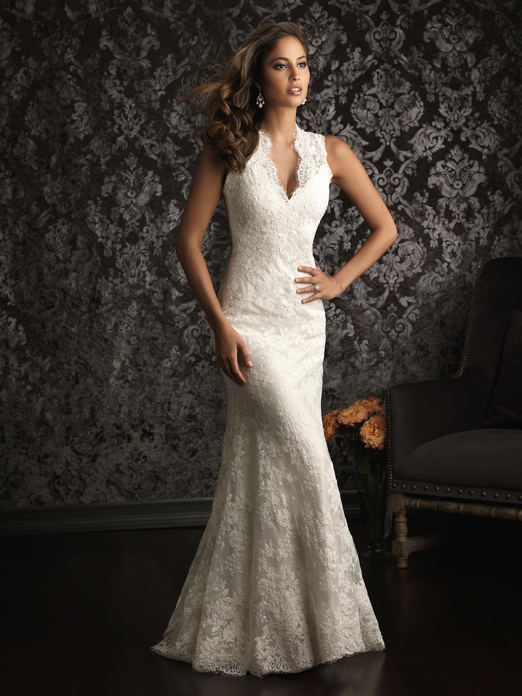 Allure Wedding Gowns 009 - Allure Wedding Gowns