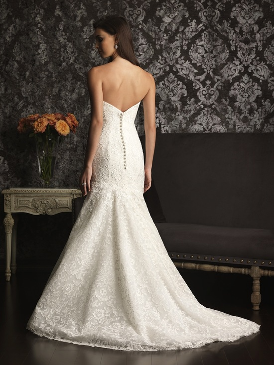 photo of Allure Bridals 9023