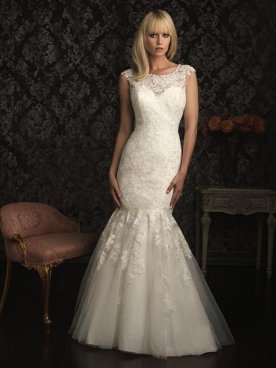 photo of Allure Bridals 9025