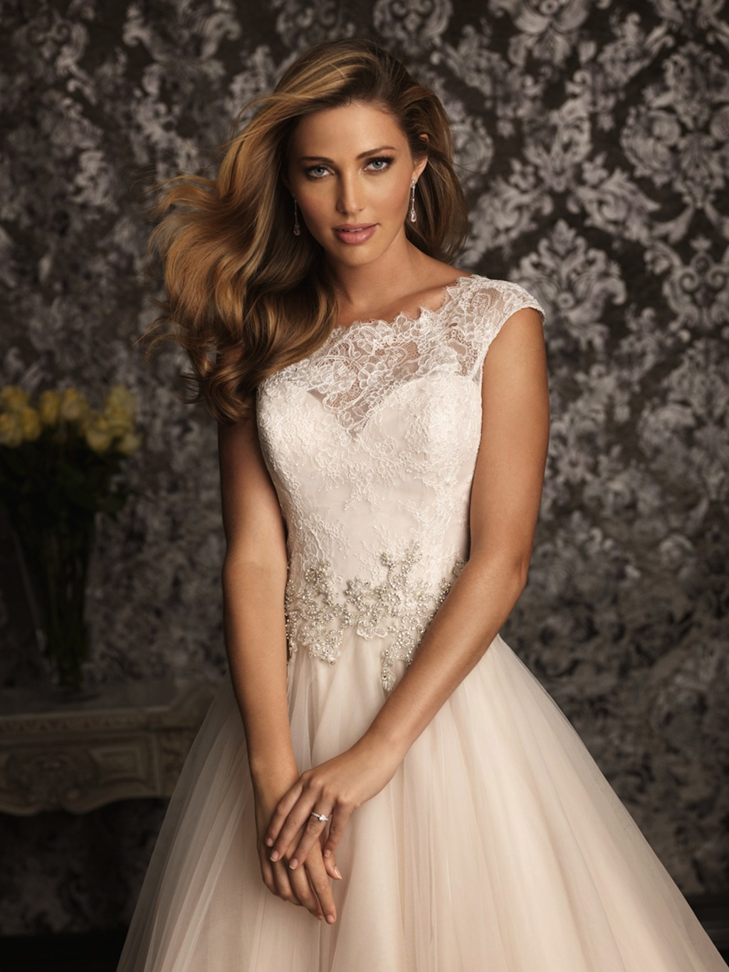 Allure-bridals-wedding-dress-bridal-gown-allure-collection-2013-9022c.full