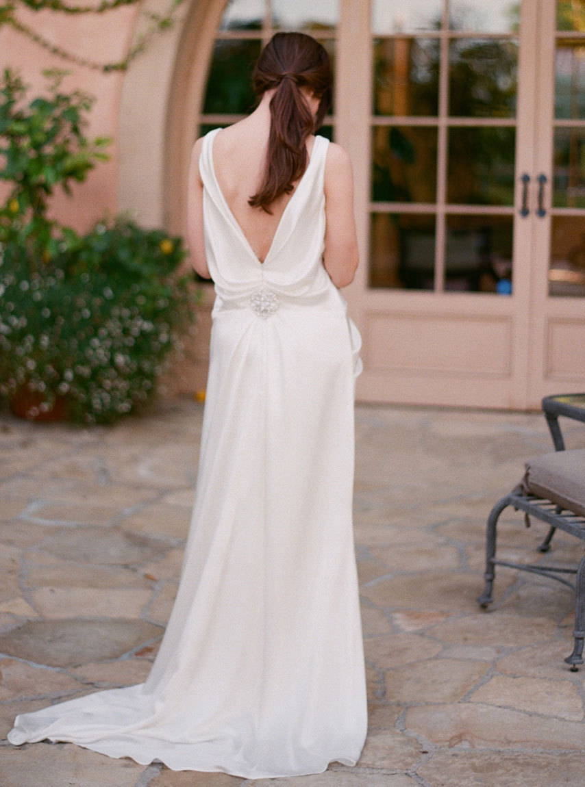 Iris Wedding Dress by Kirstie Kelly