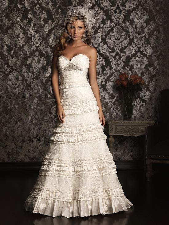 photo of Allure Bridals 9011