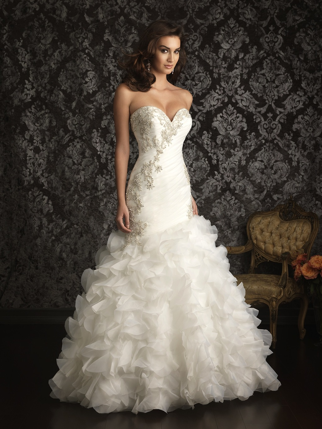 2013-allure-bridals-wedding-dress-bridal-gown-allure-collection-2013-9012f.full