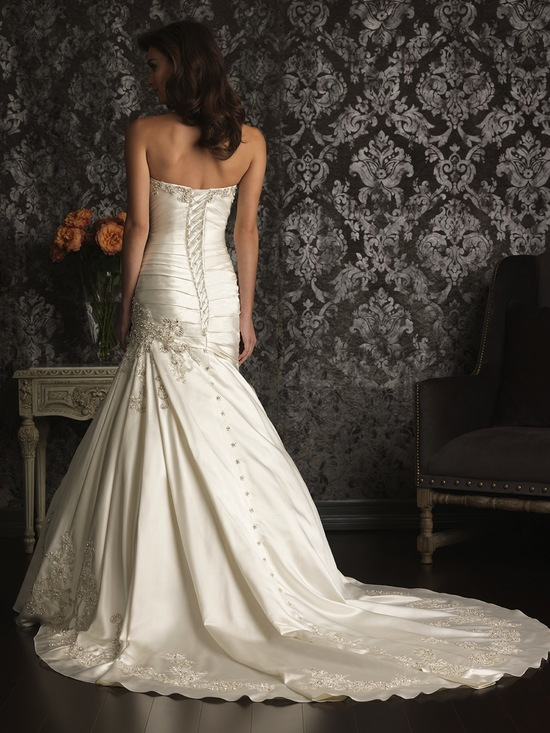 photo of Allure Bridals 9024