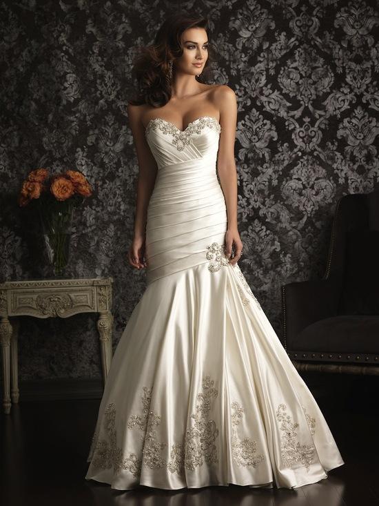 photo of Allure Bridals 9024