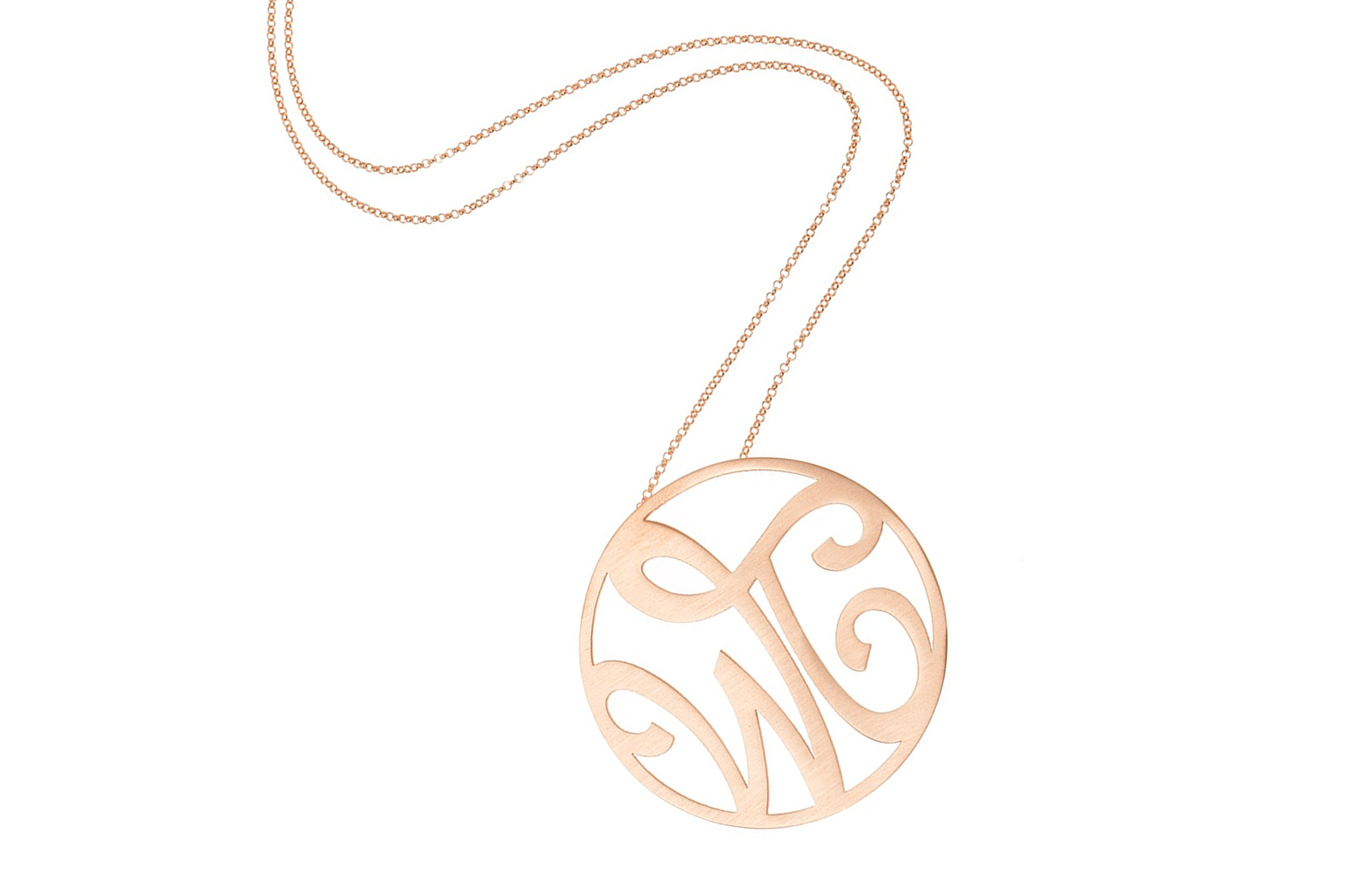 Rose-gold-bridal-necklace-with-monogram.original