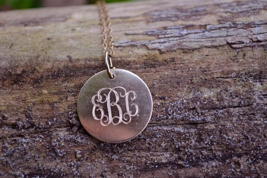 photo of Monogram Bridal Baubles to Add to Your Valentine's Day Wish List