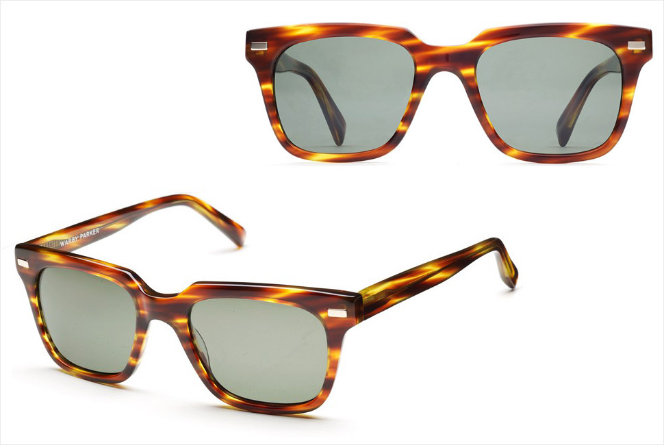 Great Groom Gifts for Valentines Day Warby Parker Sunglasses