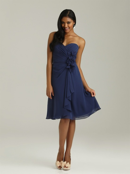 Allure Bridesmaids 1319