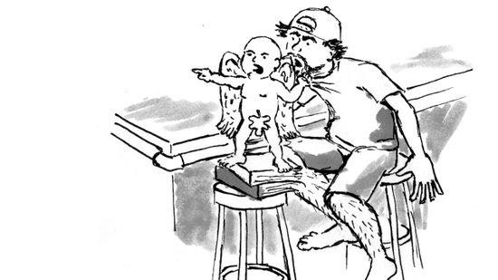 photo of Drawn Stories