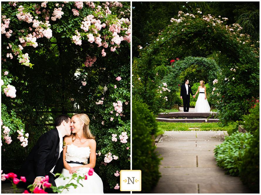 Botanic Garden Wedding Venues Cleveland Ohio | OneWed.com