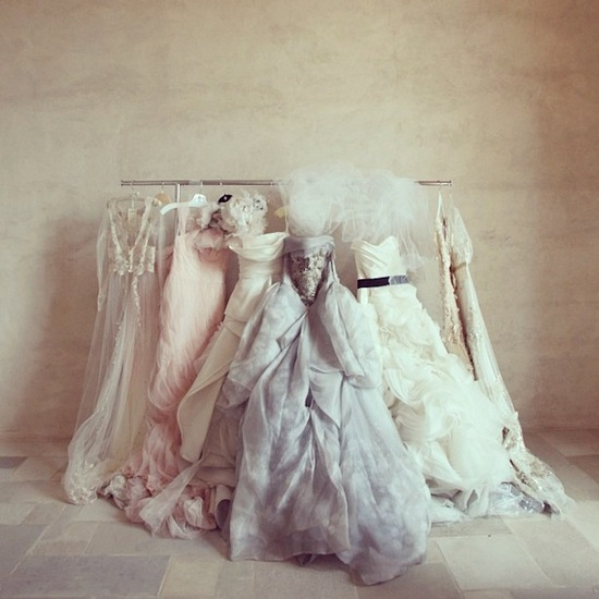 Amazing Wedding Gowns by Vera Wang Claire Pettibone