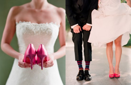 Bridal Shoes and Wedding Photography 2