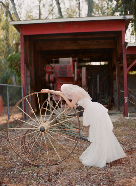 New Wedding Gowns for 2013 by Twigs and Honey